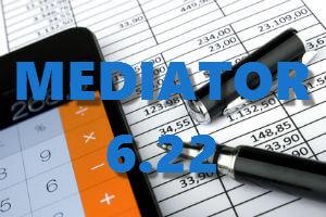 Mediator actualización 6.22